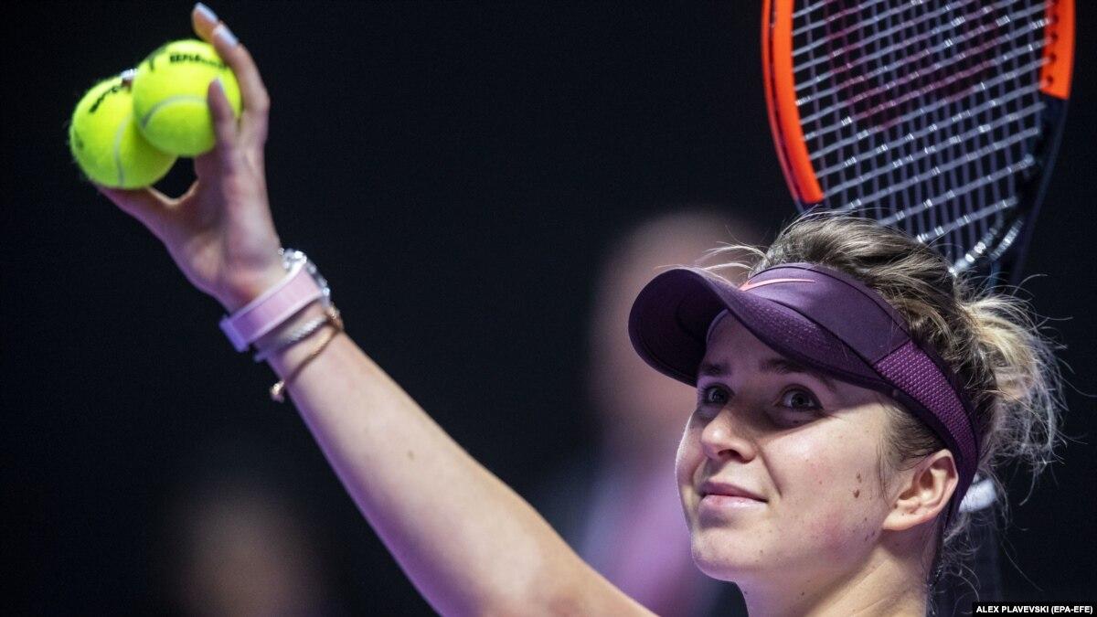 Теннис: команды Свитолиной присоединился Маркус Баґдатіс