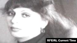 Замина Джаббарова (конец 1980-х).