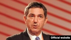 Новый представитель Евросоюза по правам человека Ставрос Ламбринидис.