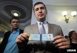 Игорь Марков в Верховной Раде, 2013