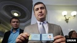 Ігор Марков, 17 вересня 2013 року