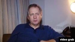 Россиянин Леонид Маевский, свидетель по делу кыргызского оппозиционного политика Омурбека Текебаева.