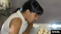 Tajik girls have better things to do at 17.