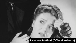 "Кадр из фильма Жака Турнера ""Человек-леопард"" (1943)"
