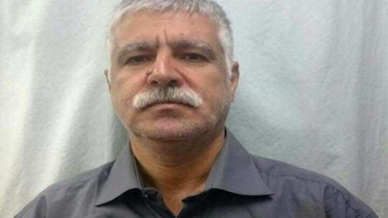 محمد نظری در پی اعتصاب غذا به بیمارستان منتقل شد