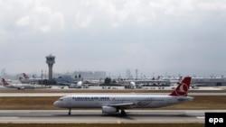 Avion Turkish Airlinesa