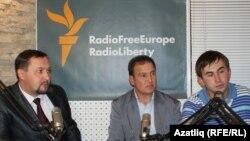 Рамил хәзрәт Юныс (c), Рәшит Вилданов, Ренат Хәбибуллин