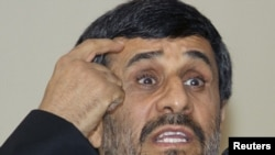 Махмуд Ахмадзінэджад