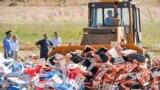 Продуктовые контрсанкции: как россиянам о них рассказывали в 2014 году