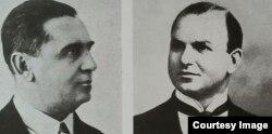 Daniel Ciugureanu și Ion Inculeț