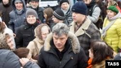 Борис Немцов. Митинг в Ярославле