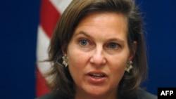 U.S.State Department spokesperson Victoria Nuland
