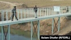 جسر قضاء الميمونة