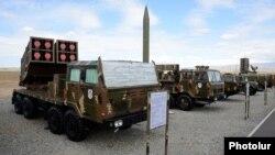 Հայկական Զինված ուժերի հրթիռային համակարգեր, արխիվ