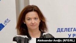 претседател на словенечките социјалдемократи Тања Фајон