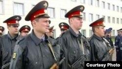 Policë rusë (Pamje nga Arkivi)