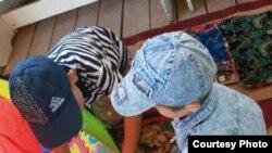 Дети Оша, июль 2011г.