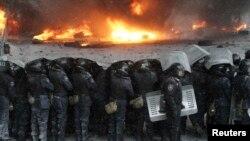 Киев, 22 января