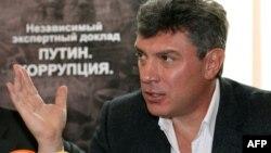 Борис Нємцов (архівне фото)