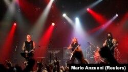 Рок-группа Metallica