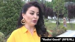 Фирӯза Ҳафизова.