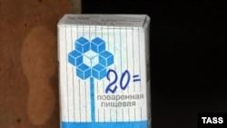 Дефицит соли и сахара в феврале 2006 года был вызван слухами