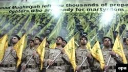 نیروهای حزب الله در لبنان. (عکس:EPA)