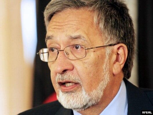 زلمی  رسول، وزیر امور خارجه افغانستان