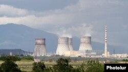 Мецаморская АЭС в Армении.
