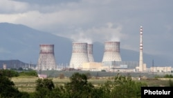 Armenia - A general view of the Metsamor nuclear plant, 20May2013.