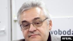 Владимир Овчинский, бывший советник Конституционного суда