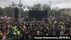 Beograd, 13 prill, 2019.