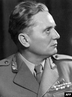 Iosip Broz Tito în 1948.