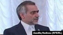Иран президенті Хасан Роуханидің бауыры Хоссейн Ферейдун.