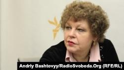 Оксана Пахльовська, професор Римського університету