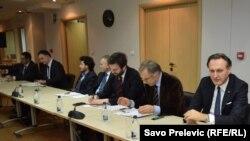 Sa sastanka lidera opozicije