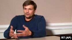 Человек, представившийся Русланом Бошировым, в интервью российскому государственному телеканалу RT