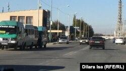 Түркістан облысының орталығы Түркістан қаласы. Көрнекі сурет.