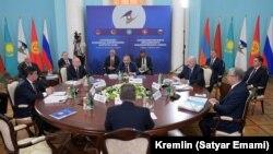 Армения - ереванский саммит ЕАЭС, 1 октября 2019 г.