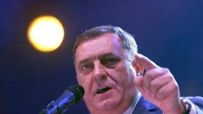 Milorad Dodik (arhivska fotografija)