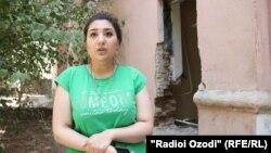 Азиза Норова, сокини шаҳри Душанбе.
