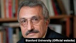 عباس میلانی، نویسنده، ایرانشناس و مورخ، استاد دانشگاه استنفورد در کالیفرنیا