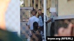 Bağçasaraydaki «Hizb ut-Tahrir davasınıñ» mabüsi Marlen Asanov, 2018 senesi avgust ayı