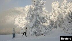 Sibir, arxiv fotosu