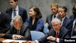 Заседание СБ ООН по Северной Корее (Нью-Йорк, 28 апреля 2017 г.)