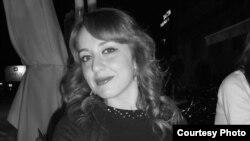 Милка Јосифовска, младински активист од Дебар.
