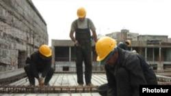 Հայաստան -- Շինհրապարակ Երեւանում
