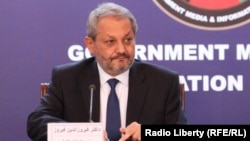 آرشیف/ فیروزلدین فیروز وزیر صحت عامه افغانستان
