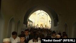 В Таджикистане усилены меры безопасности в связи с празднованием Иди Курбон