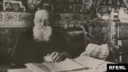 Михаил Грушевский, украинский историк, первый председатель Центральной Рады